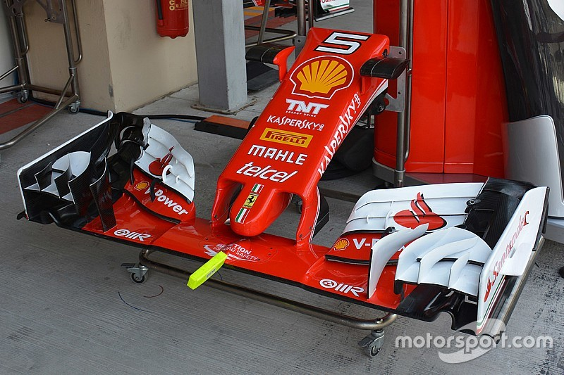 Bite-size tech: Ferrari conducting more tests