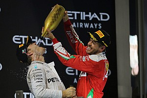 "Vettel says it ""should be clear"" he's not replacing Rosberg"
