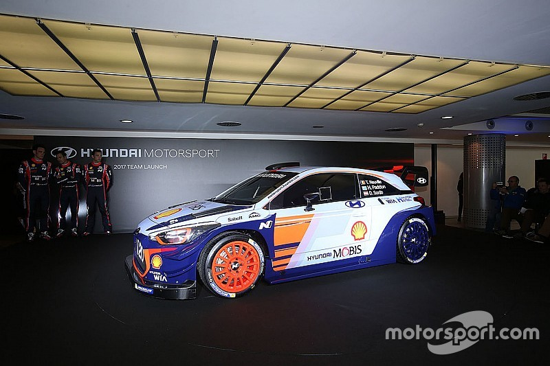 Simple Hyundai Has Best Lineup For 2017 WRC Claims Team Boss
