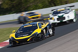 PWC Race report Parente does the double for McLaren in Lime Rock GTs