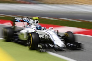 Formula 1 Race report Bottas finished fifth and Massa eighth in today's Spanish GP