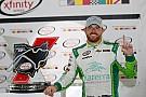 NASCAR XFINITY  Justin Marks earns maiden win as NASCAR races in the rain