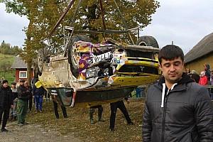 Ралі України Репортаж з етапу Ралі «Галіція»: ралійний хардкор