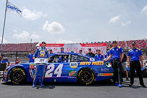 NASCAR Sprint Cup Qualifying report Chase Elliott puts No. 24 on pole at Talladega