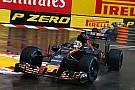 Formula 1 Sainz says Toro Rosso's pitstops
