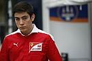 GP3 Alesi demoted to pitlane start on GP3 debut