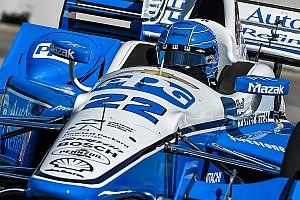 IndyCar Practice report Pagenaud leads Penske 1-2-3; fourth Penske shunts