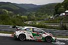 WTCC Honda clears scrutineering after Nurburgring races