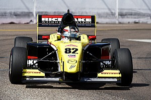 Pro Mazda Race report Telitz on top as O'Ward crashes