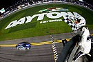 Dale Earnhardt Jr. wins Duel #1