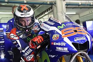 "MotoGP Breaking news Yamaha says renewing Lorenzo's contract a ""priority"""