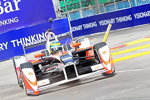 Formula E Breaking news Mahindra satisfied with