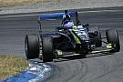 Other open wheel Habsburg három pontszerző helyezéssel kezdte a Toyota Racing Series szezont