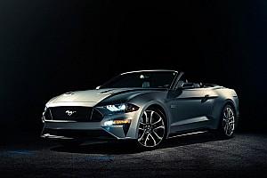 Auto Actualités La nouvelle Ford Mustang Cabriolet dévoilée