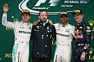 Brazilian GP: Hamilton win sets up Abu Dhabi showdown with Rosberg