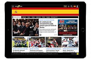 General Motorsport.com news Through acquisition Motorsport.com launches new digital platform in Spain