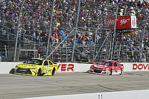 NASCAR Sprint Cup Analysis Analysis: How an initially dull Dover race evolved into one of the best ever