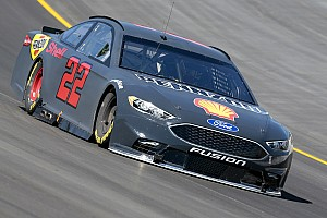 NASCAR Sprint Cup Preview Kentucky preview: Logano excited to run new rules package again