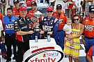 Kyle Busch hangs on to win again at Indianapolis