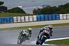MotoGP Australian MotoGP: Rain cuts second practice short