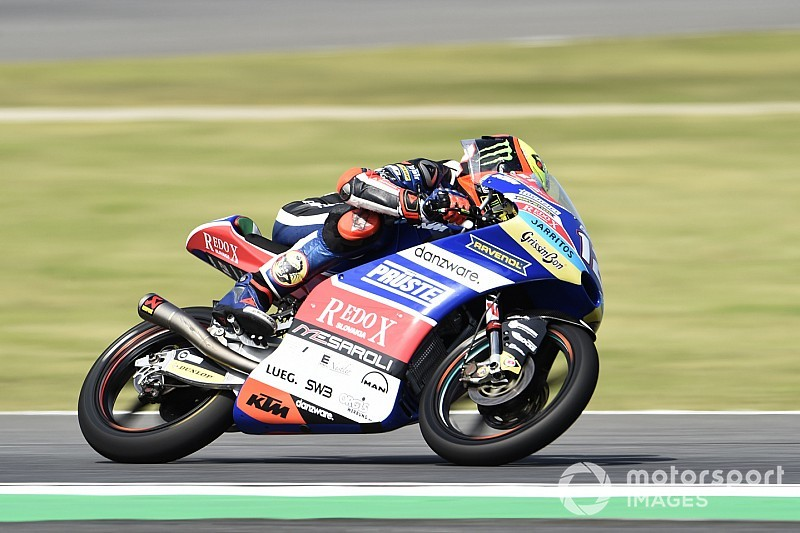Di Giannantonio vince in Moto3