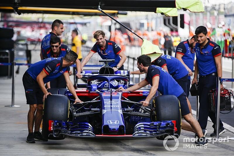 Formula 1, Toro Rosso ufficializza il rientro di Kvyat per il 2019