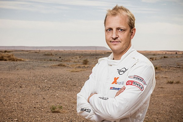 Dakar Breaking news Hirvonen to spearhead Mini's 2017 Dakar assault