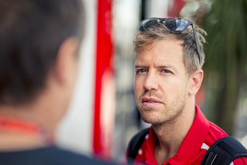 F1 Francia, Vettel:
