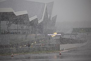 WEC Practice report Silverstone WEC: Third practice cancelled by snow