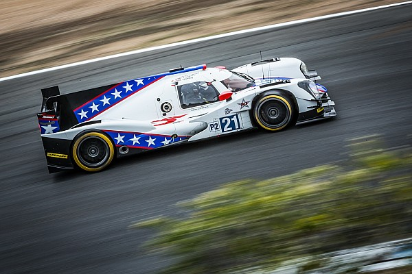 European Le Mans Qualifying report Estoril ELMS: Lapierre snatches late pole for Dragonspeed
