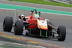 Euroformula Open Race report Spa EF Open: Pulcini takes dominant win in wet conditions