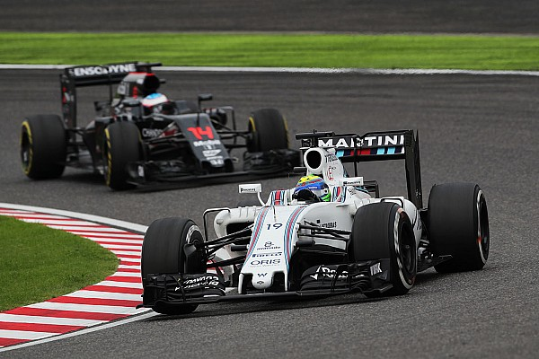 Formula 1 Breaking news Massa: Alonso 'good friends with the stewards'