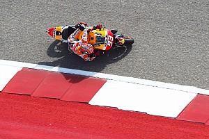 MotoGP Practice report Austin MotoGP: Marquez edges out Iannone in third practice