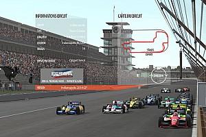 Jeux Video Contenu spécial LIVE Vidéo - La deuxième course de la saison 2016 d'IndyCar de la FFSCA en direct!