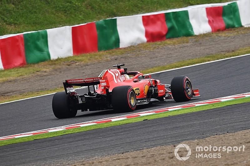 Pole position pour Hamilton, Vettel 9e sur la grille — GP du Japon