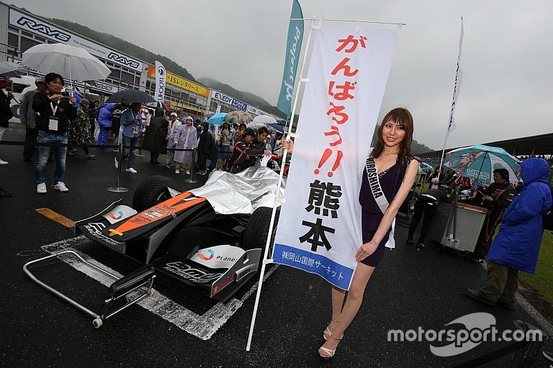岡山での第5戦代替開催「西日本から多く要望があった」と倉下JRP社長