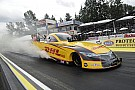 NHRA Rain postpones final rounds of Protect the Harvest NHRA Northwest Nationals