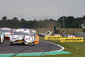 BTCC Breaking news Abbott says BTCC cameraman crash