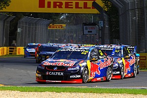 V8 Supercars Race report Albert Park V8s: Whincup hits back in Race 3