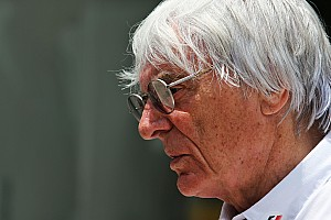 Ecclestone confirms Chase Carey has replaced him as CEO of F1