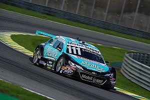 """Stock Car Brasil Relato da corrida Mesmo vice, Barrichello comemora: """"foi como Hockenheim 2000"""""""