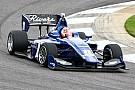 Indy Lights Ed Jones takes Indy Lights pole at Barber
