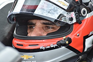 IndyCar Breaking news Montoya in no hurry to decide future
