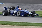 Indy Lights Jones blitzes Indy Lights rivals to grab IMS pole