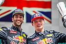 Formula 1 Ricciardo: Verstappen has helped me reach new level