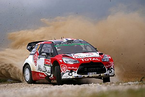 WRC Preview Craig Breen and Stéphane Lefebvre to represent Abu Dhabi Total WRT in Poland