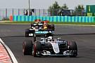 Formula 1 Wolff insists Hamilton didn't try to back Rosberg into Ricciardo