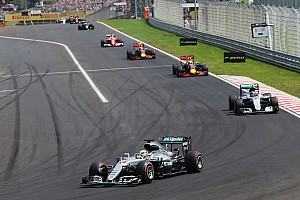 Hungarian GP: Hamilton wins to take F1 championship lead