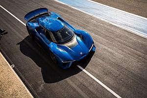 Automotive Nieuws Elektrische supercar zet nieuw record op Nürburgring Nordschleife