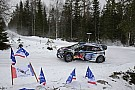 Sweden WRC: Paddon closes on Ogier as Meeke crashes